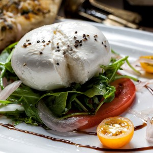 Burrata from Ciao Hound